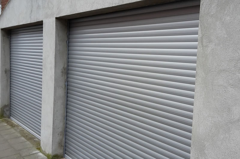 Volets roulants de garage
